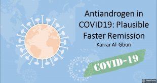 """حلقة نقاشية بعنوان في كلية الصيدلة جامعة الكوفة حول  """"Antiandrogen in COVID19: Plausible Faster Remission"""""""